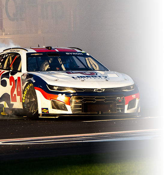About William Official Website Of William Byron