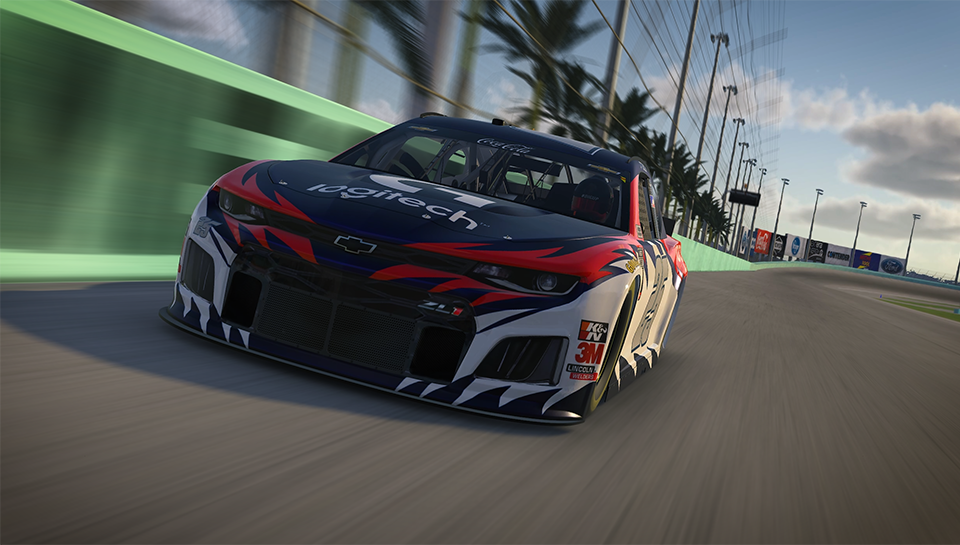 William Byron eSports' Nick Ottinger Contends for the 2020 Championship Title in Tonight's eNASCAR Coca-Cola iRacing Series Finale