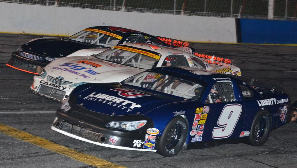 Byron Finished Fourth at Fall Brawl, Earns 11th Top-Five Finish at Hickory