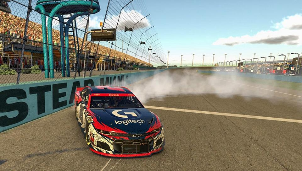 Nick Ottinger is finally an eNASCAR Coca-Cola iRacing Series champion - by Steve Luvender (eNASCAR.com)