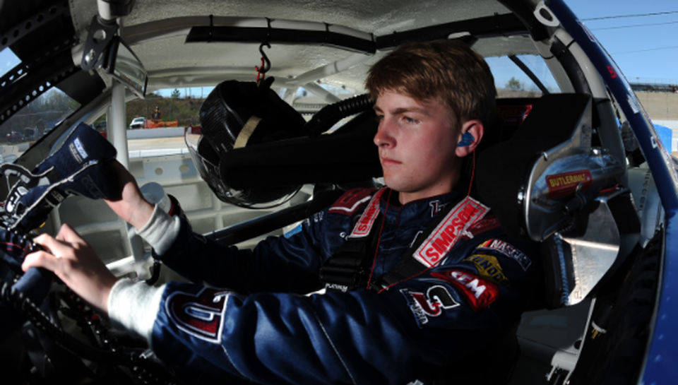 K&N Champ William Byron Hopes to Set the Bar in Snowball Derby