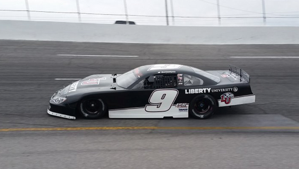 Byron to Start 15th in First Snowball Derby Appearance