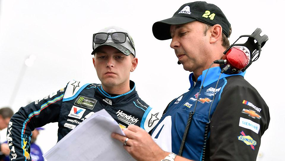 William Byron and Chad Knaus Speak About Second-Half Success (popularspeed.com)