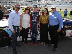 WILLIAM BYRON TO COMPETE IN THE NASCAR CUP SERIES FOR HENDRICK MOTORSPORTS BEGINNING IN 2018