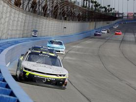 JR Motorsports Race Report