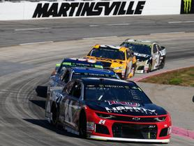 Race Report - Martinsville 2