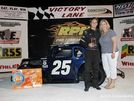 William Byron Speeds To 18th Win At Concord Speedway
