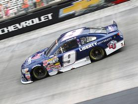 Byron Finishes Second at Bristol, Takes Over K&N East Series Points Lead