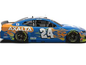 Axalta's Color of the Year to adorn Byron's No. 24 Chevy for Daytona 500