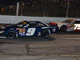 13th-Place Finish for Byron and No. 9 Team at Hickory