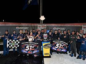 Fourth Win for Byron and Record-Breaking 51st for KBM