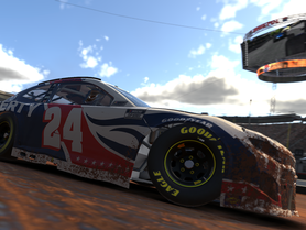 William Byron wins eNASCAR iRacing Pro Invitational Series opener on virtual Bristol dirt (NASCAR.com)