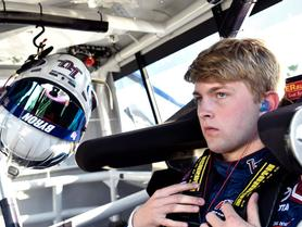 Truck Series teen Byron competing in ARCA race