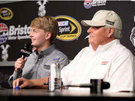 Hendrick: Signing driver Byron now was crucial to company's future