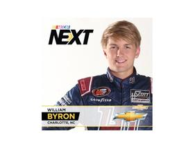 Byron Announced as Member of 2015 NASCAR NEXT Class