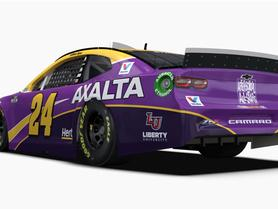 Charlotte driver to honor Kobe Bryant with special No. 24 car in NASCAR race (WBTV.com)