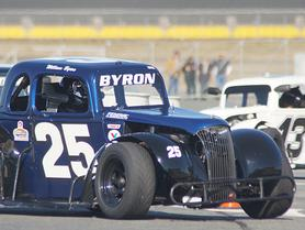 Byron Wins 2014 US Legends Winter Heat Pro Points Title
