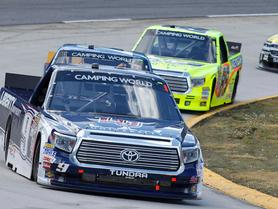 Byron Can't Curb His Enthusiasm for Martinsville
