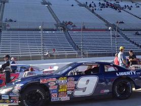 Byron Started 11th in Prestigious Late Model Race at Martinsville, Competes Against Best of the Best in Series