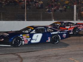 Byron, Berry Score Solid Top-Fives in First Race at Hickory