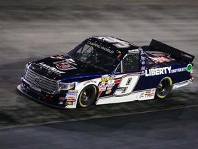 Byron Earns Another Top-Five at Bristol